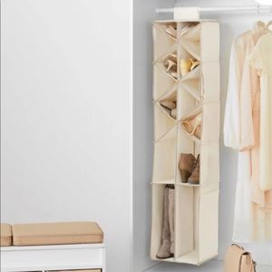 Real Simple shoe and boot Organizer Natural